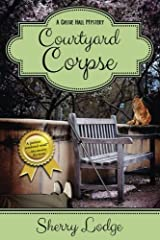 Courtyard Corpse: A Cassie Hall Mystery Paperback
