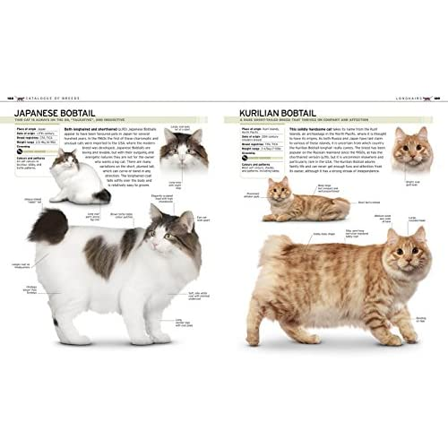 The Complete Cat Breed Book: Choose the Perfect Cat for You (Dk the Complete Cat Breed Book) 2
