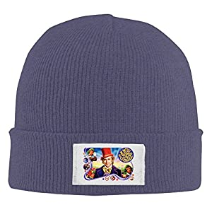 Crochet Willy Wonka And The Chocolate Factory Beanie Hat