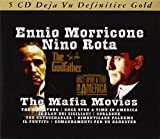 The Mafia Movie Soundtracks (incl. Once Upon a Time in America, Godfather 1, II and III + bonus disc) by Ennio Morricone, Nino Rota (2010-03-09)