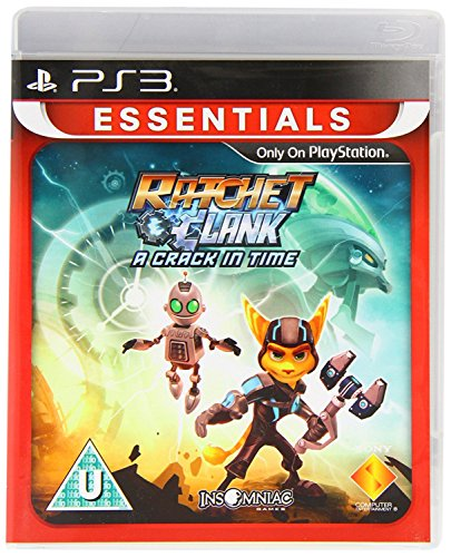 Ratchet & Clank Future: A Crack in Time (UK)