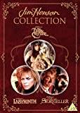 DVD : Jim Henson Collection: The Dark Crystal, Labyrinth, The Storyteller