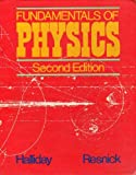 Fundamentals of Physics, Resnick, Robert E. and Halliday, David, 0471033634