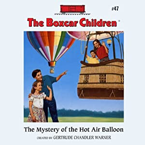 The Mystery of the Hot Air Balloon Audiobook