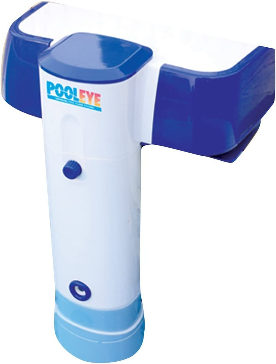 Pooleye ground pool alarm