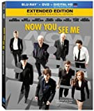 Now You See Me (Extended Edition) [Blu-ray] by Summit Entertainment