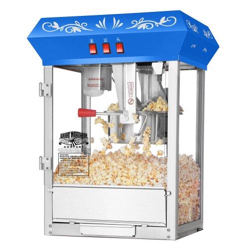 commercial kettle popcorn maker - 5