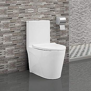 Duravit 2120010001 Toilet Starck 3 1 Piece Amazon Com