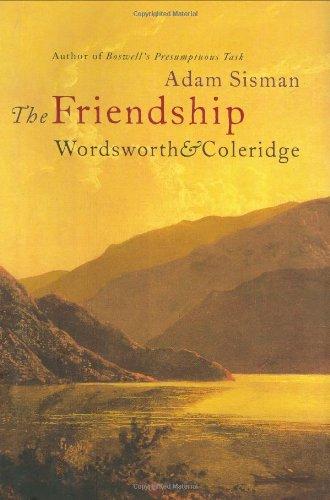 The Friendship: Wordsworth and Coleridge