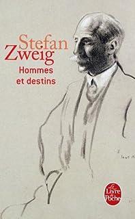 Hommes et destins, Zweig, Stefan (1881-1942)
