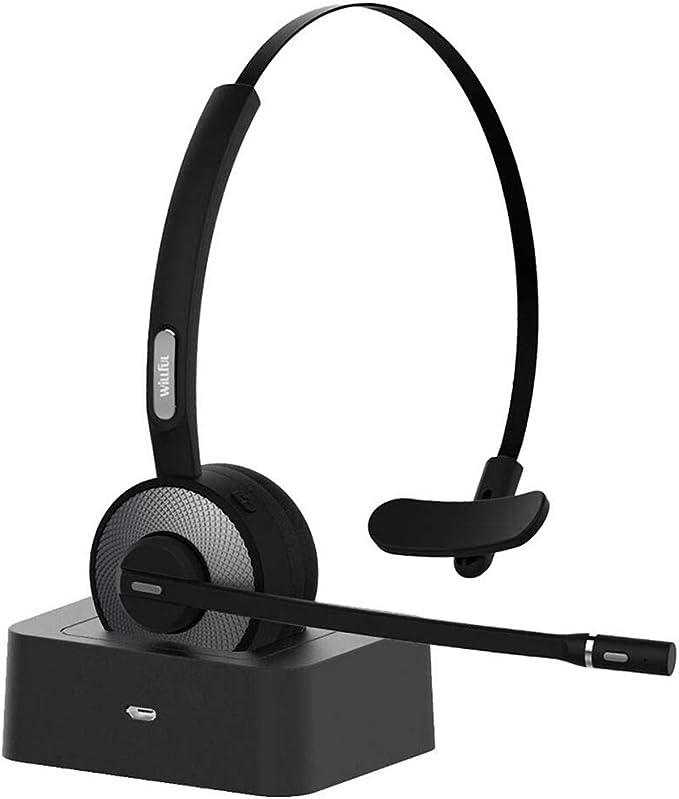 Willful Bluetooth On Ear Headset Wireless Noise Elektronik