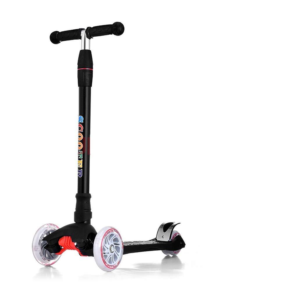 格安人気 Shioya ) house 212歳の子供用フラッシュスクーター、調整可能なスクーター、子供の誕生日プレゼントに最適 ご愛顧ありがとうございました ( ( Color B07R1W8PN8 : Black ) B07R1W8PN8, ワカマツ:2ed41197 --- beutycity.com