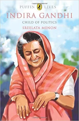 biography of indira gandhi for kids