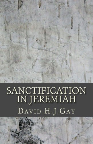 Sanctification in Jeremiah (Brachus Sanctification Series Book 4) by [Gay, David H.J.]