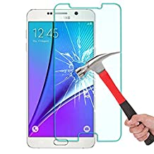 Y&M(TM)Samsung Tempered Glass,9H Anti-Scratch Explosion-Proof Tempered Glass Screen Protector for Samsung Galaxy S6/S6 edge /Note 5