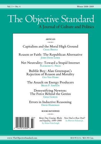 The Objective Standard: Winter 2008-2009, Vol. 3, No. 4