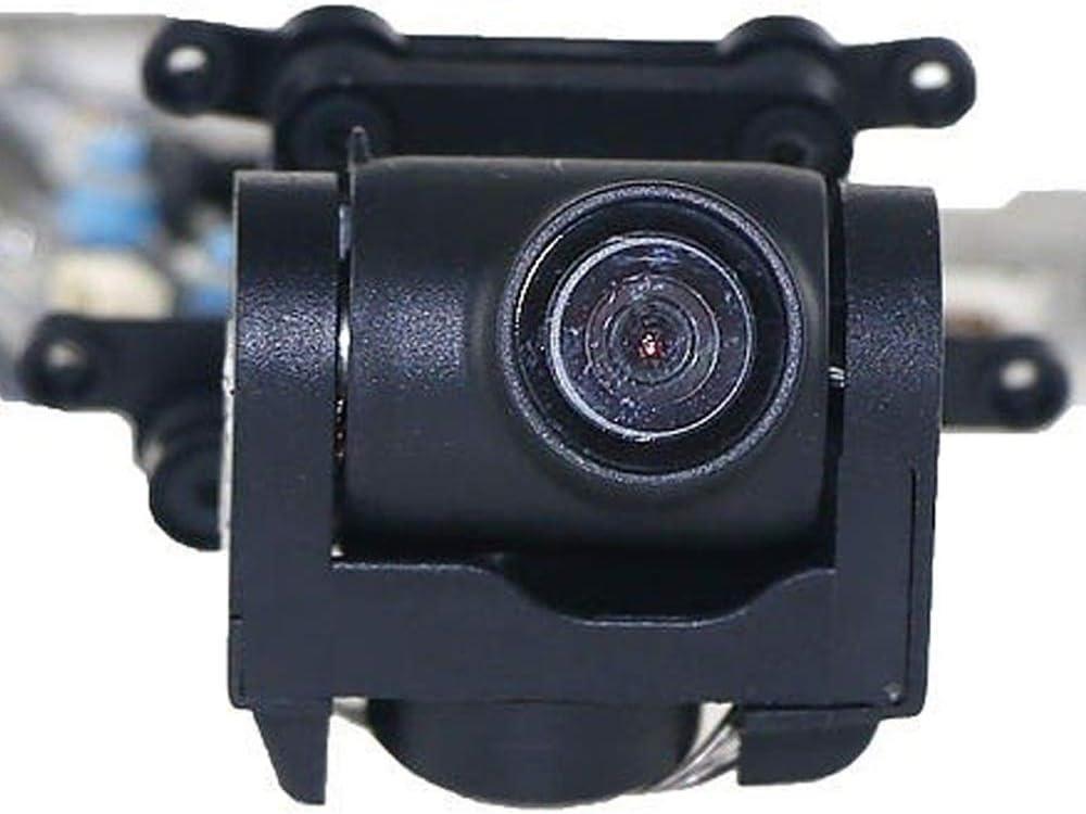 ドローンカメラ RCドローンスペアカメラスタビライザーセット (色 : ブラック, サイズ : 40g)