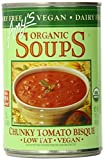 Amy's Organic Soups, Vegan Chunky Tomato Bisque, 14.1 Ounce (Pack of 12) by Amy's Organic