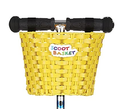 Amazon.com: Scoot cesta: Amarillo: Toys & Games