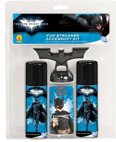 Rubie's Batman: The Dark Knight Rises: Fun Streamer Action Kit (Blue) (Fun Streamer Kit)