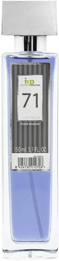 iap PHARMA PARFUMS nº 71 - Perfume Fresco con vaporizador para Hombre - 150 ml