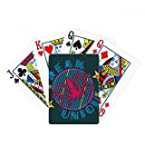 Colorful Octopus Marine Life Pattern Poker Playing Card Tabletop Board Game Gift