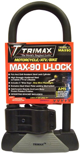 Trimax MAX90 Ultra Max-Security 4-1/8