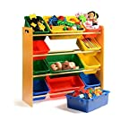 Home-it Toy organizer with bins you get Toy Storage Bins with Toy Organizer, toy storage solutions, toy organizers for kids rooms