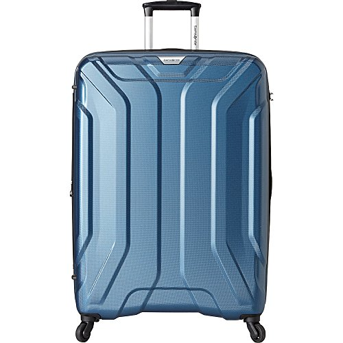 Samsonite Englewood 28 Inch Expandable Hardside Checked Spinner Luggage