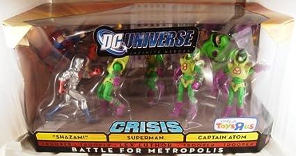 Amazon.com: DC Universe Infinite Heroes Crisis Exclusive ...