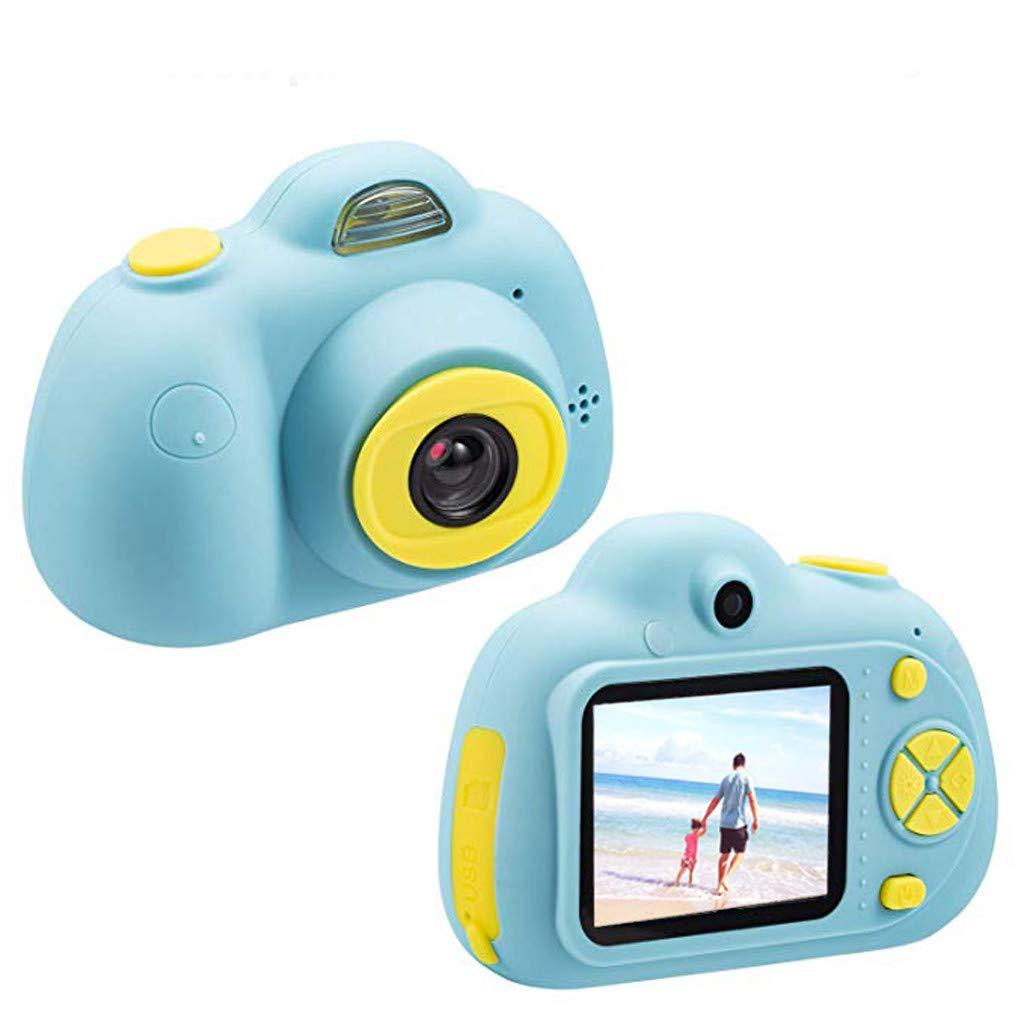 【期間限定!最安値挑戦】 Coerni キッズ カメラ ギフト UFYK357K おもちゃ ブルー 8MP HD 耐衝撃 スポーツカメラ キッズ 93×42×61mm ブルー UFYK357K ブルー B07L9MSXHP, ネットショップラブリカ:0e1e5464 --- a0267596.xsph.ru
