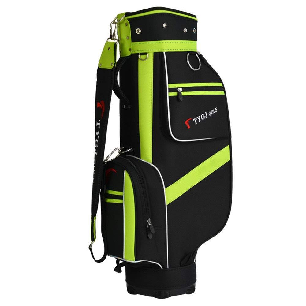 超軽量 大容量 ゴルフ クラブ ケース メンズレディース防水ゴルフキャリーバッグ軽量ゴルフトラベルケース に対応 クラブ大人用ゴルフアクセサリーバッグ(5プランジャー穴付き) (色 : One color, サイズ : 85×38×22.5cm) B07SPW5D23 One color 85×38×22.5cm