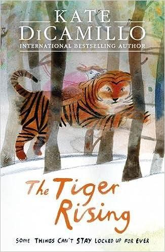 The Tiger Rising: Kate DiCamillo: 9781406357639: Amazon.com: Books
