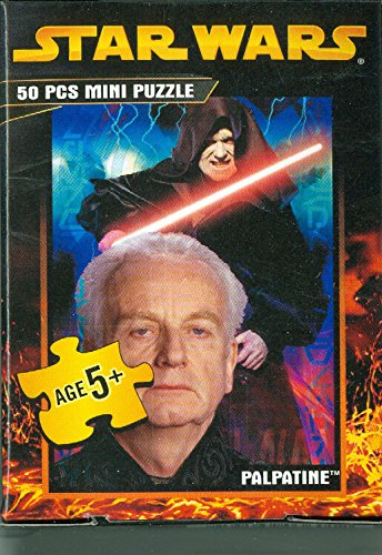 Star Wars Revenge Of The Sith 50 Pieces Mini Puzzle Amazon In Electronics