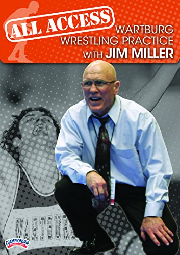 Championship Productions All Access Wartburg College Wrestling Practice with Jim Miller DVD by Championship Productions