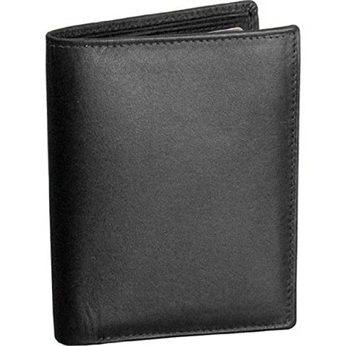 I Winn D Fold International Wallet Cowhide Leather Removable Black Holder w Napa Bi zprzq