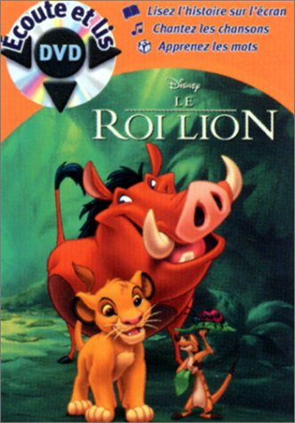 The Lion King (The Lion King Dvd Spanish)