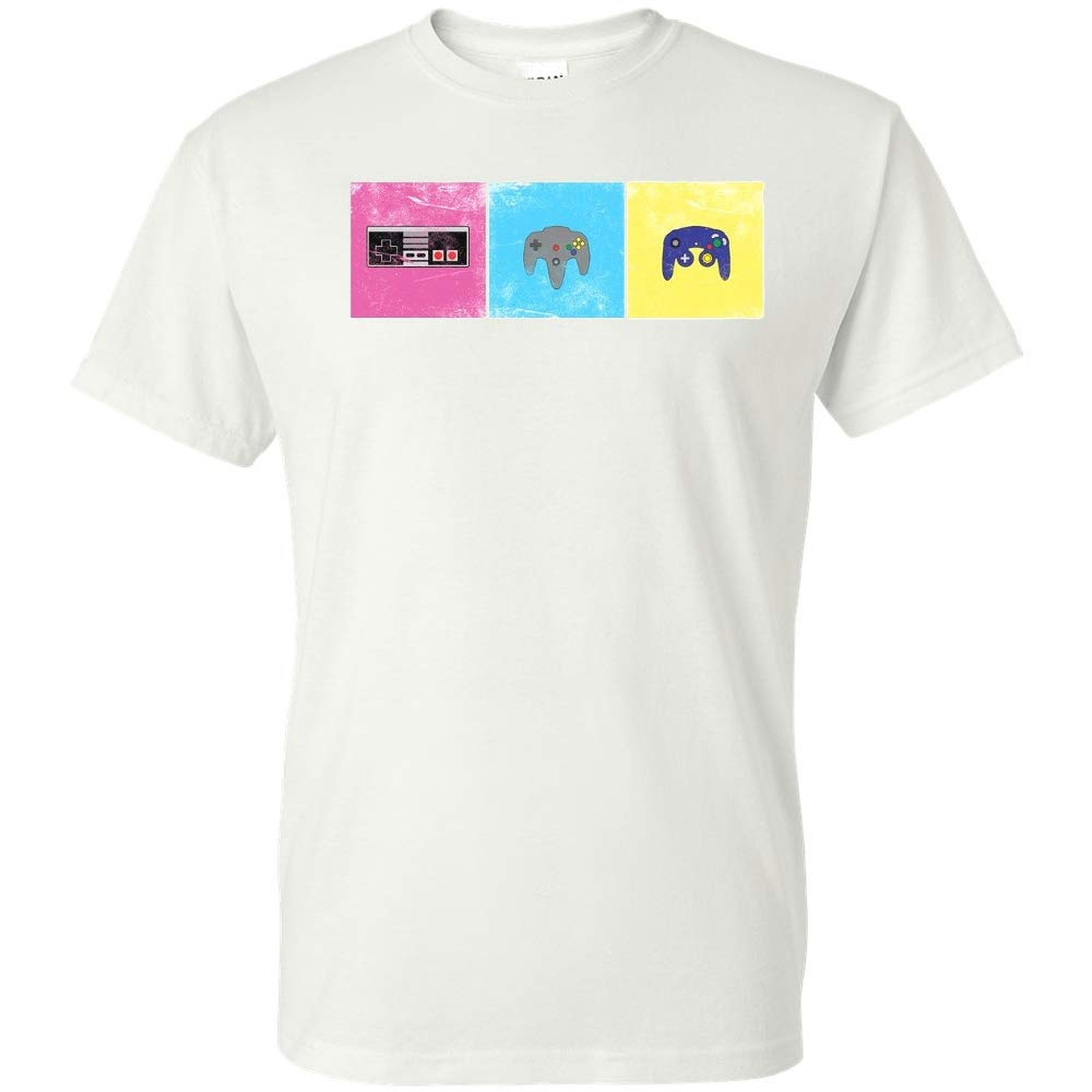 Old School Game Short-Sleeve T-Shirt