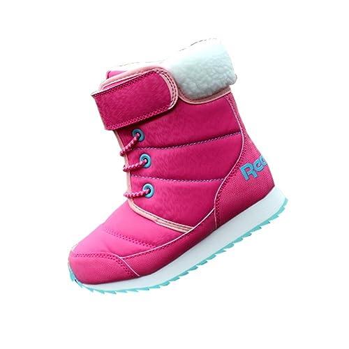Reebok - Prime Neige - Ar2705 - Couleur: Blanco-rosa - Taille: 38.0 choix pas cher Eu3Yf