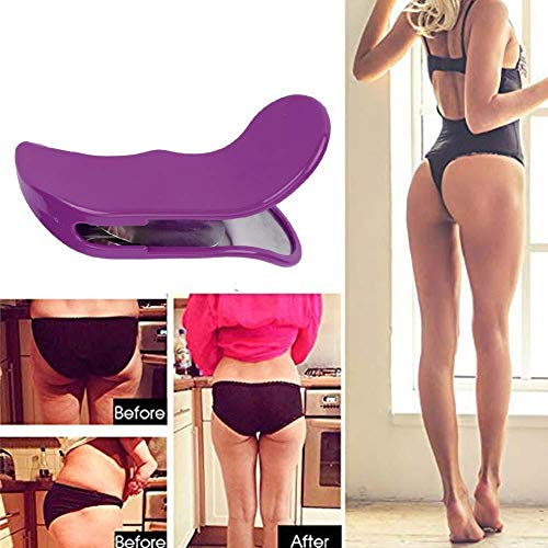 Pelvic Training Device, Household Women Hip Training Hip Trainer Exerciser Tool to Help Female Male Strengthen and Tighten Pelvic Muscles