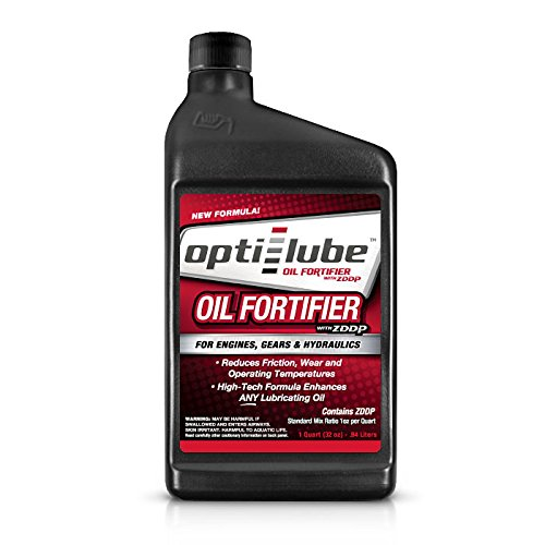 Opti-Lube Oil Fortifier: Quart