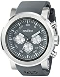 Red Line Men's RL-50050-014-WA Torque Sport Analog Display Japanese Quartz Grey Watch