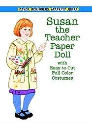 Teacher Paper Doll (Dover Paper Dolls)