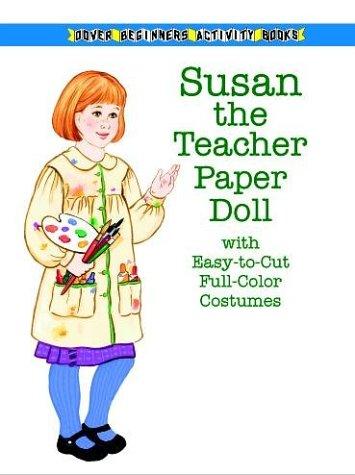 Download Susan the Teacher Paper Doll (Dover Paper Dolls) pdf