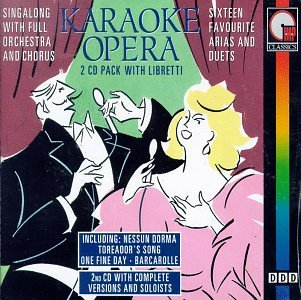 Karaoke Opera by Innov. Music Prod.