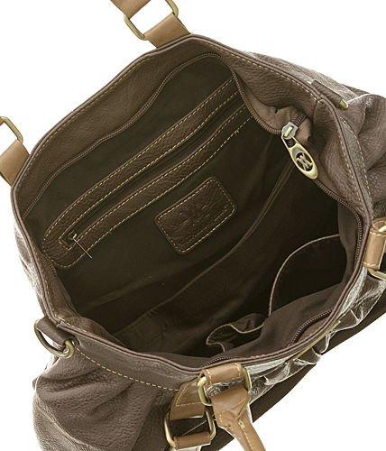 Handbags Alexandra Tote Convt Brown Large Crossbody Vera Vitalio 6awqxZa