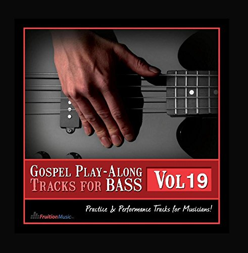 Gospel Play-Along Tracks for Bass Vol. -