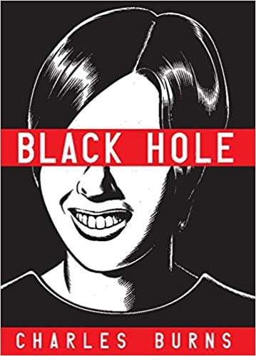 Black Hole Pantheon Graphic Novels Charles Burns 9780375714726
