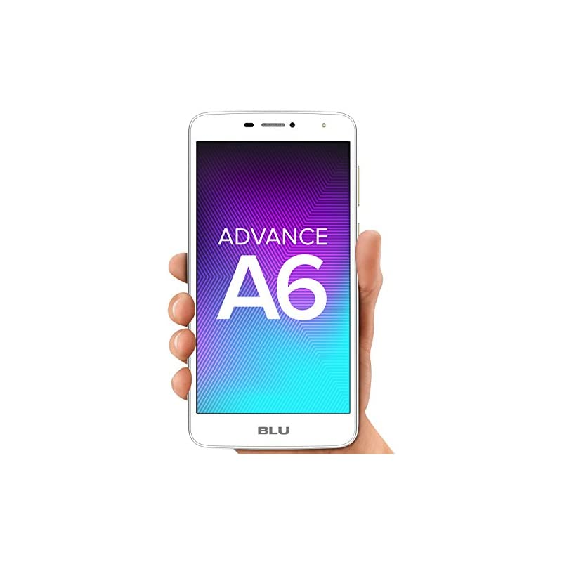BLU Advance A6 -Unlocked Dual Sim Smartp