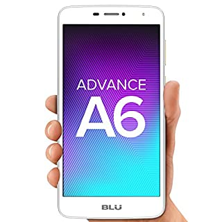 "BLU Advance A6 -Unlocked Dual Sim Smartphone - 6.0"" HD Display -Black"